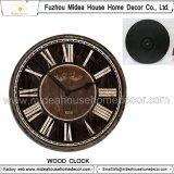 Reloj de pared hermoso con estilo retro