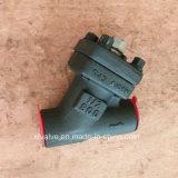 Tipo setacci del acciaio al carbonio forgiato API6d o dell'acciaio inossidabile Y