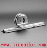 Pista de acero de la puerta de desplazamiento (surco de V)