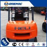 Première marque Heli chariot élévateur diesel de 5 tonnes (CPCD50)