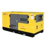 производство электроэнергии двигателя дизеля 66kVA Doosan звукоизоляционное