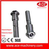 Parte di macinazione di CNC dell'alluminio del hardware
