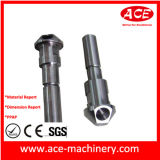 Befestigungsteil-Aluminium CNC-Prägeteil