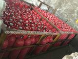Cilindros 8L del acetileno de ISO3807.1 Std