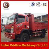 Export를 위한 10ton Small Dump Truck