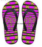 Большинств ботинки тапочки Flop Flip популярного печатание 3D вскользь (FF68-16)