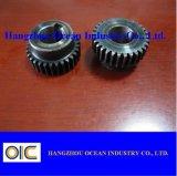 Ingranaggi conici dell'attrezzo di dente cilindrico dell'OEM