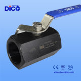 "Carbonio Steel 1 1/2 "" Hex 1piece Ball Valve"