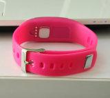RFIDの腕時計の心拍数のモニタECGのスマートな腕時計