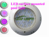 壁に取り付けられたPool Light 18W LED Underwater Lights 18W High Power Pool Lamp LED RGB Surface Mounted Pool Light Cold White
