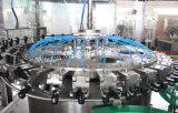 Cadena de producción de cristal del embotellado de la bebida suave carbónica del gas