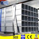 Tubo de acero cuadrado galvanizado del precio competitivo