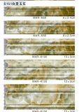 Marmorprofil eingewickelte Belüftung-Fliese-Formteile für Hotel-Tür Fram
