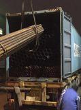 Tubo de acero negro de ERW, Od 21.3-610m m, 9001:2008 de la ISO, ASTM A53 a/B, BS1387, GB/T3091