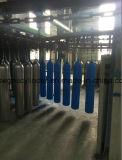 99.999% Cilindro de gás China do hélio do JP