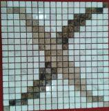 Ultimo mosaico del marmo della natura di stile del Knit (FYSSC146)