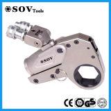 Nickel überzogener Stahlhexagon-Kassetten-Höhlung-hydraulischer Drehkraft-Schlüssel (SV41LB)
