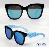 Gafas de sol plásticas de la manera del diseñador a estrenar para las mujeres/señora (DP1195YZ)