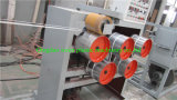 Pp. Strap Production Line mit Double Working Position Winder