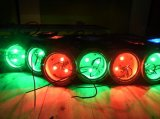 9W RGB LED Jardín Paisaje Luz con Spike (JP83834)