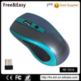 Computer-Maus-USB-optische drahtlose stumme Maus 2.4G