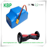 18650 Li-ione Electronic Unicycle Scooter Lithium Battery di 36V 4400mAh
