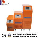관제사 1000W/2000W/3000W/4000W/5000W/6000W/8000W/10000W를 가진 격자 태양 에너지 시스템 잡종 변환장치 떨어져