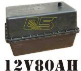 di batteria solare 80A del contenitore contenitore di batteria impermeabile solare a terra nel sottosuolo