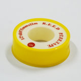 100% PTFE Dichtungs-Band-Teflonband des Klebstreifen-PTFE für Gas-Rohr