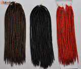 2016 Hair Braid 100% Kanekalon Jumbo Braid Hair Twist Extensão sintética de cabelo Darling Soft Dread Lock Lbh 005