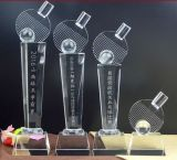 Trofee de van uitstekende kwaliteit van de Toekenning van het Kristal van de Microfoon