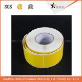 Transferencia de código de barras de escritura papel impreso impresión de la etiqueta adhesiva de vinilo pegatinas