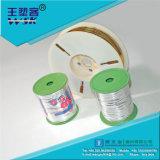 Alta qualidade dourada/cinta plástica torção da prata (PE/PVC)