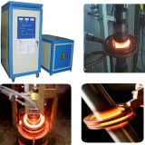Chauffage par induction en acier de douille de plat en acier durcissant la machine