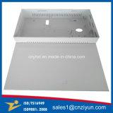 Gabinete da fabricação de metal da folha com revestimento do pó