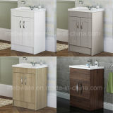 MDF Bathroom Vanity Unit Basin Sink Unit Furniture di 600mm