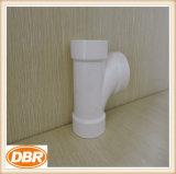 2 * 1-1 / 2 * 2 pouces Taille PVC Montage Réduction sanitaire Tee
