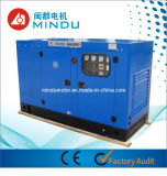 Lange Garantie leises Yuchai 280kw Dieselgenerator-Set