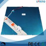 Nueva luz del panel del diseño LED con las luces del panel delgadas calificadas RoHS de techo del Ce SMD2835 Ulter del rectángulo de la placa y del cableado de la fijación