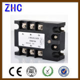10A 15A 25A 40A contacteur de relais semi-conducteur de 3 phases