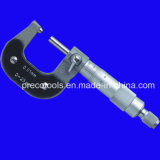High Quality Ratchet Stop Outside Micrometers (Painted or Chromed Frame)