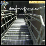 Hot DIP Galvanized Stair Step Metal com Nosing Direct Factory