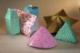 Cajas de joyería de papel de cuero sintético / Jewel Box