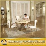 C115#の熱い販売のステンレス鋼の贅沢な食事の椅子