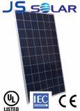 poly panneau solaire 210W cristallin pour le marché global (JS210-27-P)