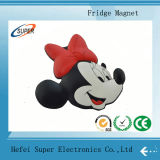 Lavorazione Decoration 3D Rubber Fridge Magnet