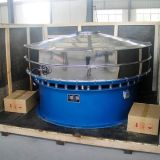 Alto Efficient Round Ultrasonic Vibrating Screen per Salt e Sugar