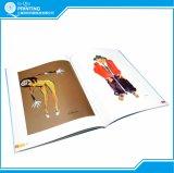 アートペーパーのパンフレットデザイン印刷