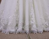 Vestidos de casamento da princesa Corte Ruffled