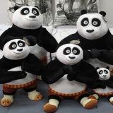 Jouets bourrés d'ours de panda, jouet de panda de peluche, jouet fait sur commande de peluche de panda